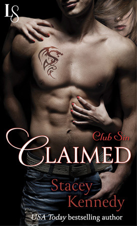 WEEKLY GIVEAWAY: Enter to win an eGalley of CLAIMED!