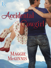 #BookReview – Accidental Cowgirl by Maggie McGinnis
