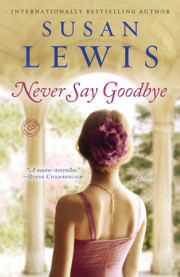 Enter for a chance to win a copy of NEVER SAY GOODBYE by Susan Lewis!