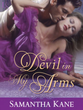 #ReleaseDay ~ An interview with Samantha Kane & Devil in My Arms