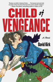 Child of Vengeance Cover
