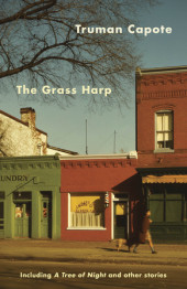 The Grass Harp Cover