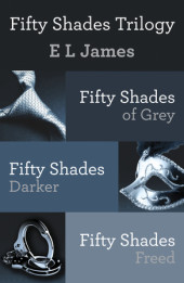 Fifty Shades Trilogy Bundle Cover