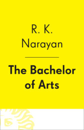The Bachelor of Arts Cover