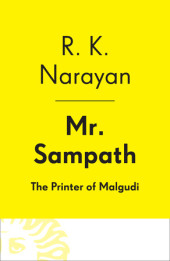 Mr. Sampath--The Printer of Malgudi Cover