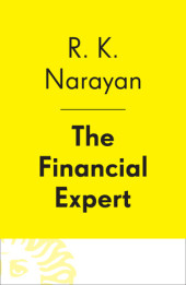 The Financial Expert Cover