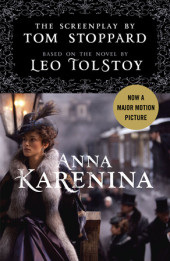 Anna Karenina: The Screenplay Cover
