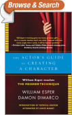 The Actor's Guide to Creating a Character