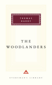 The Woodlanders Cover
