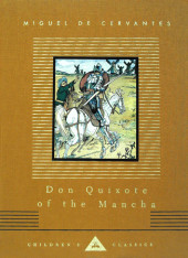 Don Quixote of the Mancha Cover
