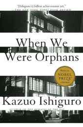 When We Were Orphans Cover