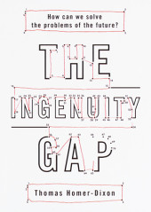 The Ingenuity Gap Cover