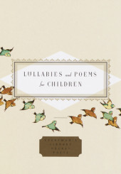 Lullabies and Poems for Children Cover