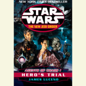 Hero's Trial: Star Wars (The New Jedi Order: Agents of Chaos, Book I) Cover
