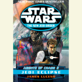 Jedi Eclipse: Star Wars (The New Jedi Order: Agents of Chaos, Book II) Cover