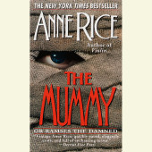 The Mummy or Ramses the Damned Cover