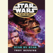 Star by Star: Star Wars (The New Jedi Order) Cover