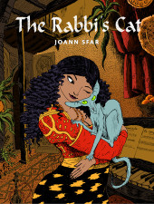 The Rabbi's Cat Cover