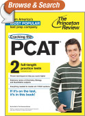 Cracking the PCAT, 2012-2013 Edition