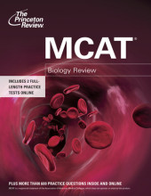 MCAT Biology Review Cover