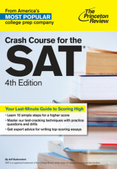 Crash Course for the SAT, 4th Edition Cover