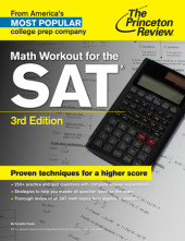Math Workout for the SAT, 3rd Edition Cover