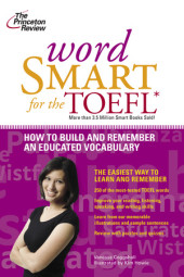 Word Smart for the TOEFL Cover