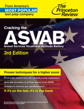 Cracking the ASVAB, 3rd Edition Cover