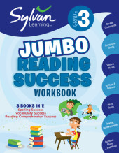 Third Grade Super Reading Success (Sylvan Super Workbooks) Cover