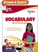 Fifth Grade Vocabulary Success (Sylvan Workbooks)