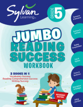 Fifth Grade Super Reading Success (Sylvan Super Workbooks) Cover