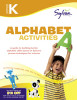 Kindergarten Alphabet Activities (Sylvan Workbooks)
