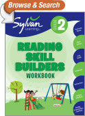 Second Grade Reading Skill Builders (Sylvan Workbooks)