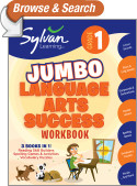 First Grade Language Arts Success (Sylvan Super Workbooks)