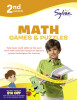 Second Grade Math Games & Puzzles (Sylvan Workbooks)
