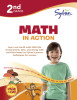 Second Grade Math in Action (Sylvan Workbooks)