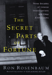 The Secret Parts of Fortune Cover