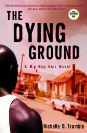 The Dying Ground Cover