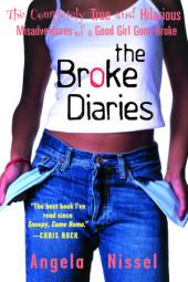 The Broke Diaries Cover