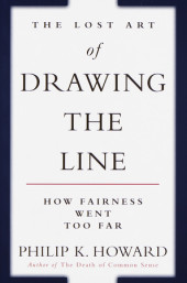 The Lost Art of Drawing the Line Cover