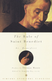 The Rule of Saint Benedict Cover