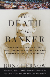 The Death of the Banker Cover