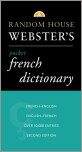 Random House Webster's Pocket French Dictionary, 2nd Edition