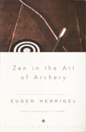 Zen in the Art of Archery Cover