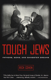 Tough Jews Cover