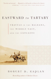 Eastward to Tartary Cover