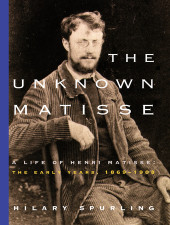 The Unknown Matisse Cover