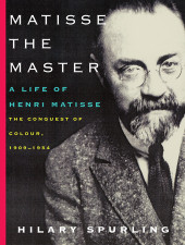 Matisse the Master Cover