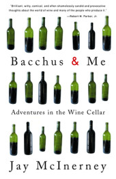 Bacchus and Me Cover
