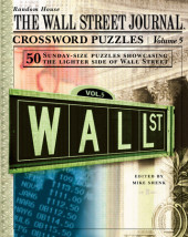 The Wall Street Journal Crossword Puzzles, Volume 5 Cover